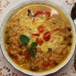 Красный английский суп