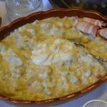 Словацкое национальное блюдо Брынзовые галушки