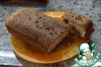 Рецепт: Ржаной хлеб с отрубями