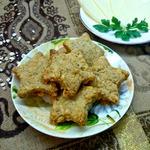 Сырное печенье 5 злаков