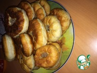 Бабушкины татарские беляши ингредиенты