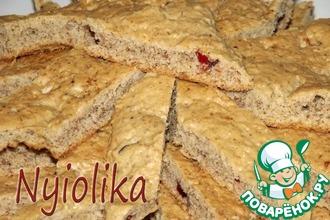 Рецепт: Ореховое печенье