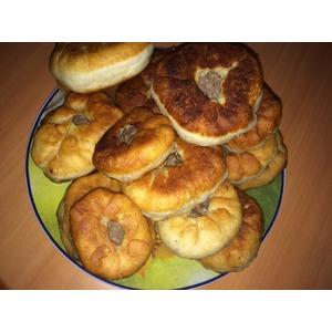 Бабушкины татарские беляши