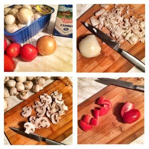 Сливочно-грибной соус – кулинарный рецепт