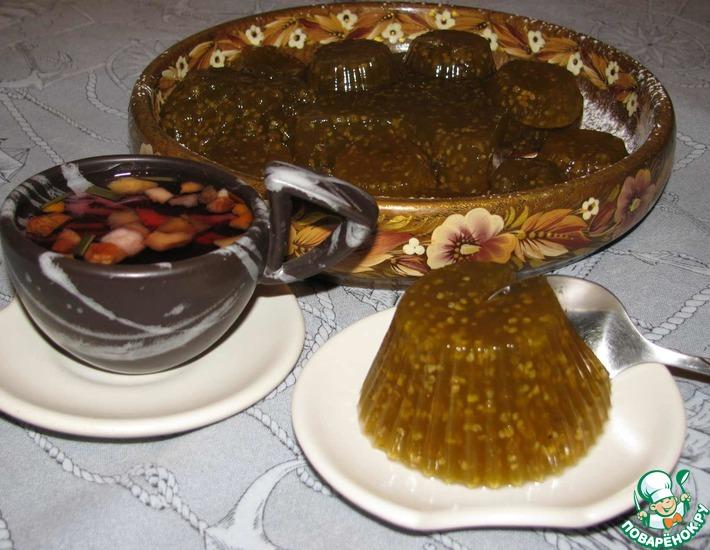 Рецепт: Мармелад из физалиса