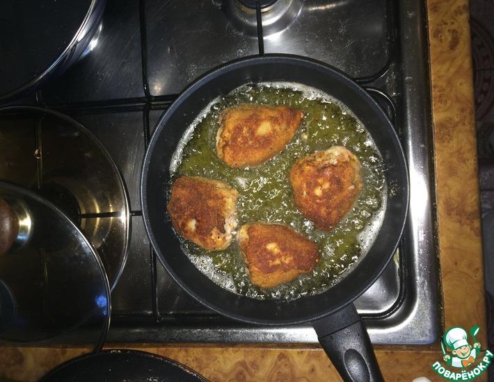Рецепт: Сочная куриная голень с хрустящей корочкой