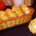 Тыквенное печенье с геркулесом и орехами
