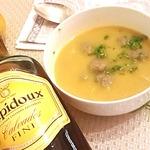 Овощной суп Потаж о легюм по-нормандски