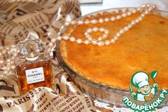 Рецепт: Французский яблочный торт