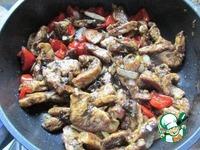 Стир-фрай из свинины ингредиенты