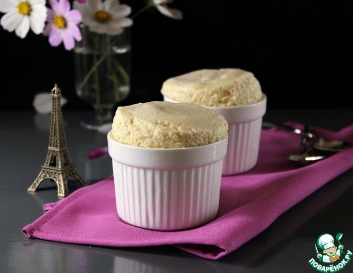Рецепт: Суфле от француза