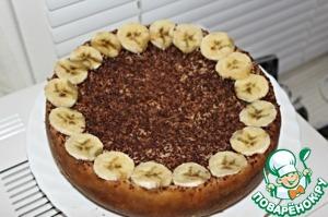 Рецепт Банановый чизкейк в мультиварке
