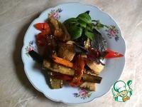 Курица с овощами ингредиенты