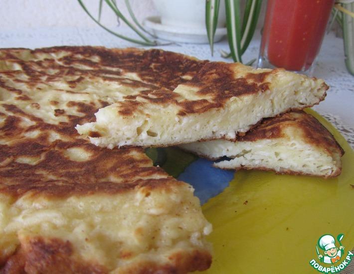 Рецепт: А-ля Хачапури быстрого приготовления