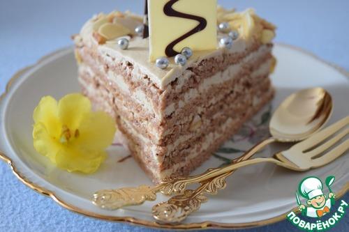 ванильный торт рецепты только ва нильный