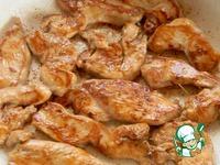 Лаваш с курицей, сыром и вялеными томатами ингредиенты