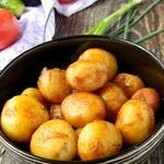 Молодой картофель Золотая осень