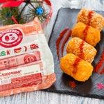 Картофельные крокеты Сюрприз