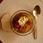 Суп из сосисок 2 холостяка