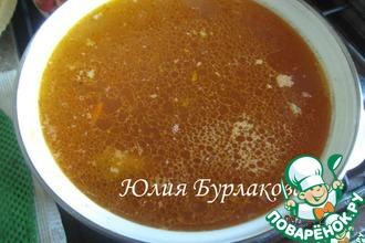 Рецепт: Суп Красный