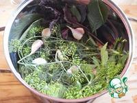 Огурцы малосольные Похрустим ингредиенты