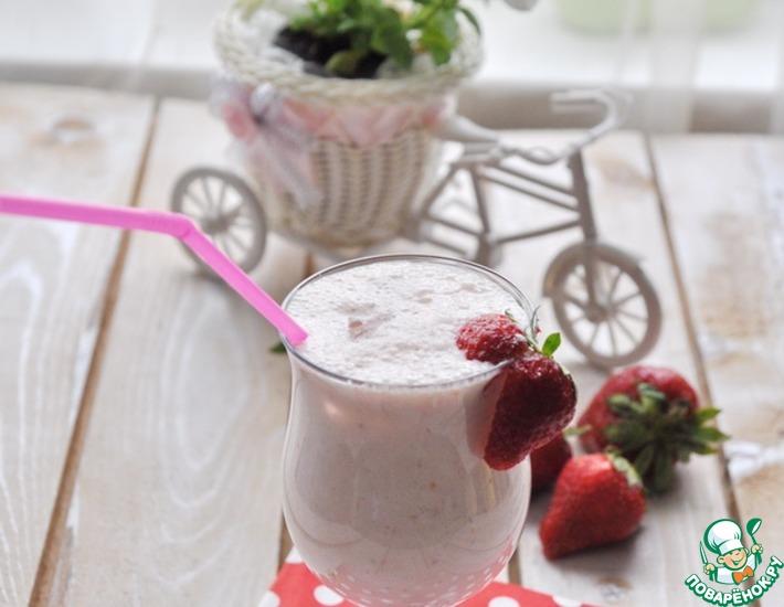 рецепт полезного коктейля с утра