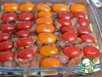 Запеченые баклажаны с куриным мясом ингредиенты