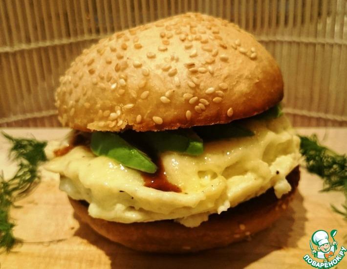 Рецепт: Идеальный яичный сэндвич за 5 минут