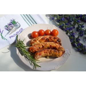 Куриные колбаски в стиле Прованс