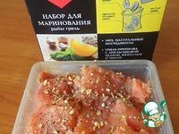 Закусочные рулетики из рыбы ингредиенты