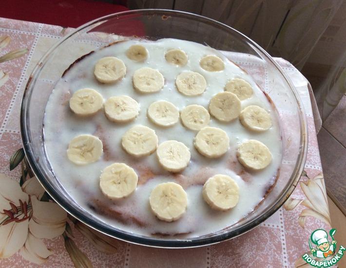 Рецепт: Пирог с клубникой Из детства