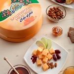 Закуска из баклажана и копченого сыра Карамболь