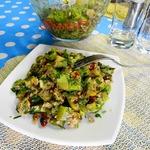 Закуска из кабачков с грецкими орехами - пошаговый рецепт с фото на Повар.ру