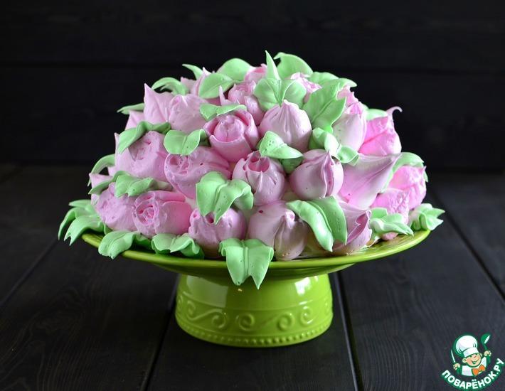 Рецепт: Торт Йогуртовый
