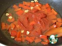 Купаты в томатном соусе с фасолью ингредиенты