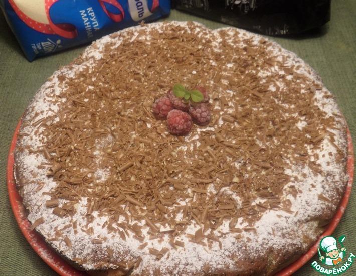 Рецепт: Пирог Смаковница