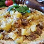 Мясо с картофелем от Верунчика