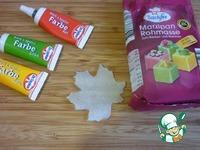"""Торт """"Осень золотая"""" ингредиенты"""