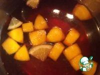 Глинтвейн Апельсиновый ингредиенты