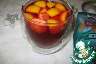 Рецепт: Глинтвейн Апельсиновый