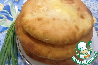 Рецепт: Осетинские пироги