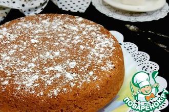 Рецепт: Тыквенный пирог в мультиварке