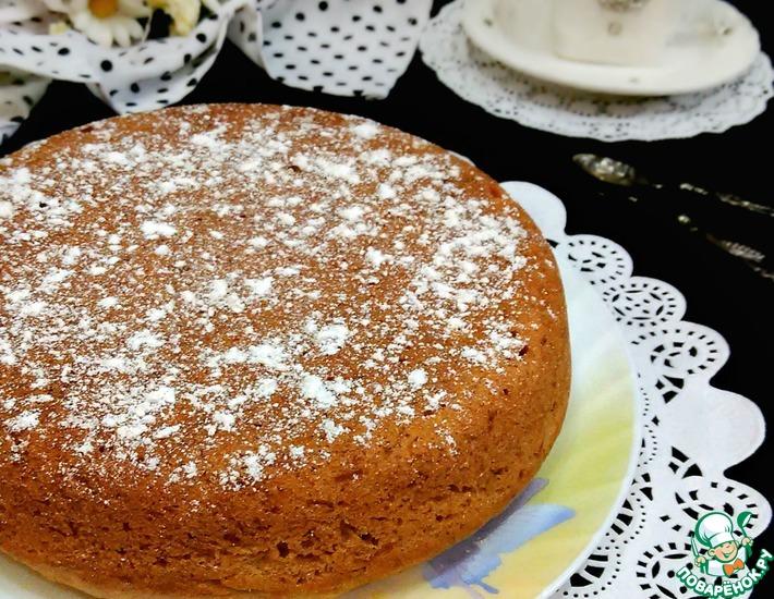 рецепт торт в мультиварке поваренок