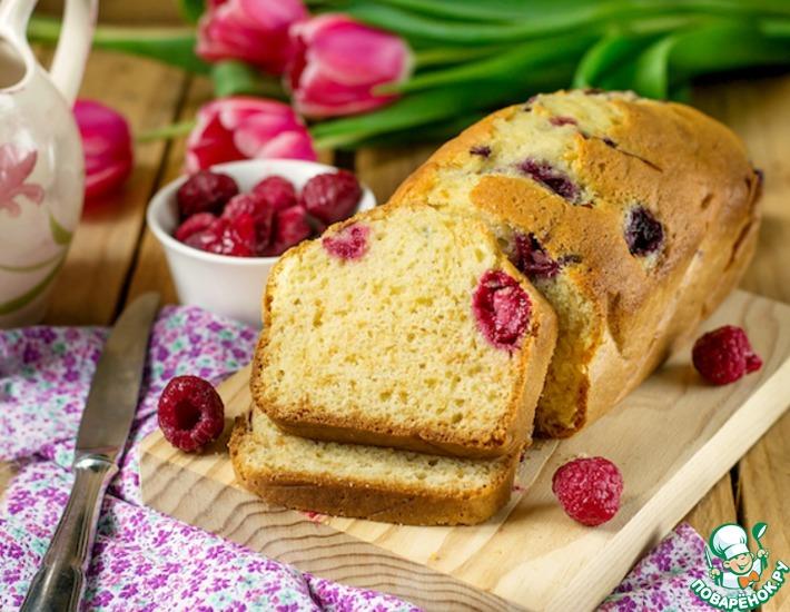 Рецепт: Фруктово-ягодный пирог 5-4-3-2-1