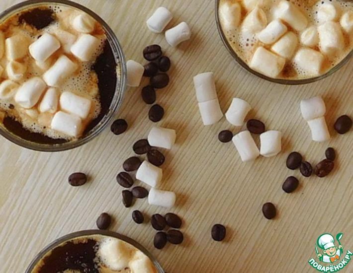 Рецепт: Сливочные заготовки к кофе