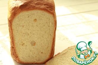 Рецепт: Хлеб с кедровым ароматом в хлебопечке