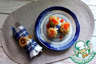 Рецепт: Рыбно-картофельные тефтели